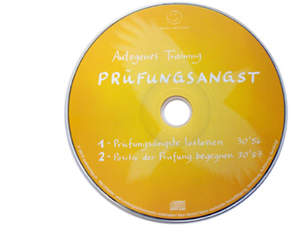 CD Autogenes Training Prüfungsangst